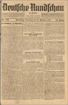 Deutsche Rundschau in Polen. J. 52, 1928, nr 216