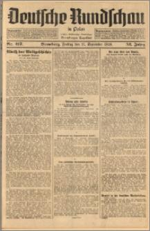 Deutsche Rundschau in Polen. J. 52, 1928, nr 217