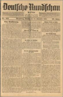 Deutsche Rundschau in Polen. J. 52, 1928, nr 219