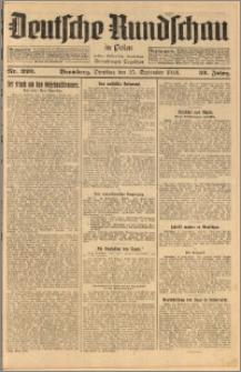 Deutsche Rundschau in Polen. J. 52, 1928, nr 220