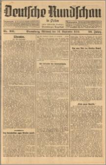 Deutsche Rundschau in Polen. J. 52, 1928, nr 221
