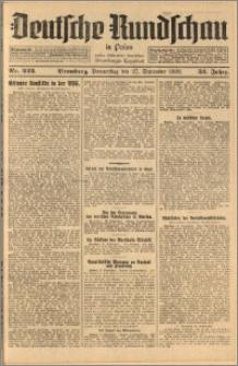 Deutsche Rundschau in Polen. J. 52, 1928, nr 222