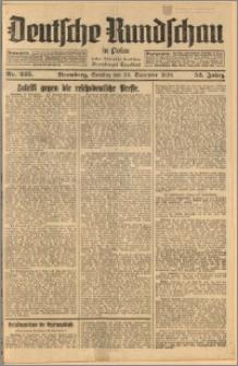 Deutsche Rundschau in Polen. J. 52, 1928, nr 225