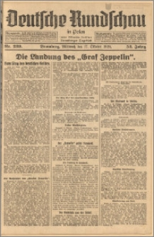 Deutsche Rundschau in Polen. J. 52, 1928, nr 239