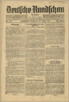 Deutsche Rundschau in Polen. J. 53, 1929, nr 18