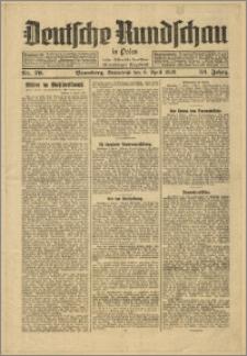 Deutsche Rundschau in Polen. J. 53, 1929, nr 79