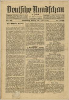 Deutsche Rundschau in Polen. J. 53, 1929, nr 80