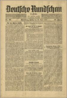 Deutsche Rundschau in Polen. J. 53, 1929, nr 96