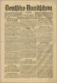 Deutsche Rundschau in Polen. J. 53, 1929, nr 107