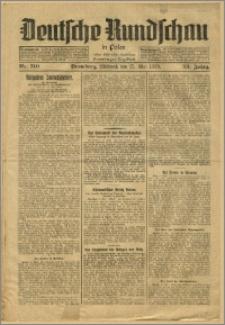 Deutsche Rundschau in Polen. J. 53, 1929, nr 110