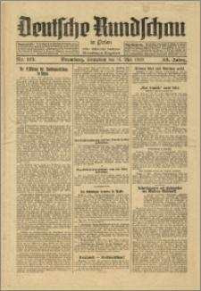 Deutsche Rundschau in Polen. J. 53, 1929, nr 113
