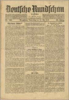 Deutsche Rundschau in Polen. J. 53, 1929, nr 116
