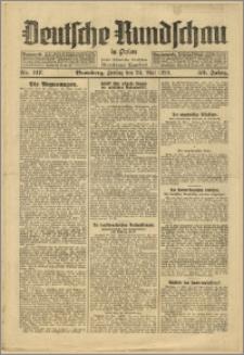 Deutsche Rundschau in Polen. J. 53, 1929, nr 117