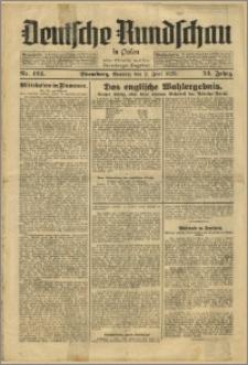 Deutsche Rundschau in Polen. J. 53, 1929, nr 124