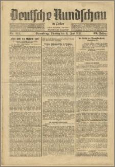 Deutsche Rundschau in Polen. J. 53, 1929, nr 131
