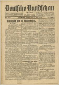 Deutsche Rundschau in Polen. J. 53, 1929, nr 132