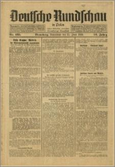 Deutsche Rundschau in Polen. J. 53, 1929, nr 135