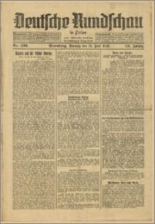 Deutsche Rundschau in Polen. J. 53, 1929, nr 136