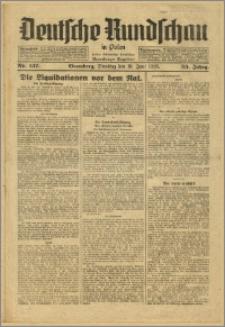 Deutsche Rundschau in Polen. J. 53, 1929, nr 137