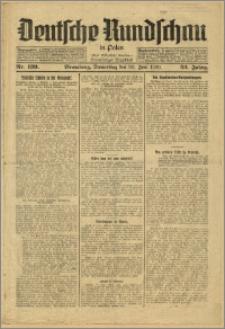 Deutsche Rundschau in Polen. J. 53, 1929, nr 139