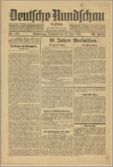 Deutsche Rundschau in Polen. J. 53, 1929, nr 147