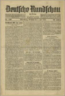 Deutsche Rundschau in Polen. J. 53, 1929, nr 149