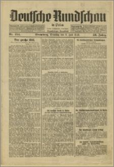 Deutsche Rundschau in Polen. J. 53, 1929, nr 154