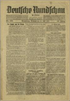 Deutsche Rundschau in Polen. J. 53, 1929, nr 155