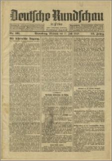 Deutsche Rundschau in Polen. J. 53, 1929, nr 161