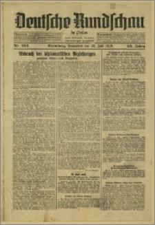 Deutsche Rundschau in Polen. J. 53, 1929, nr 164