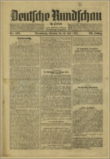 Deutsche Rundschau in Polen. J. 53, 1929, nr 165