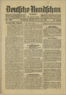 Deutsche Rundschau in Polen. J. 53, 1929, nr 166