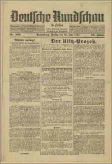 Deutsche Rundschau in Polen. J. 53, 1929, nr 169
