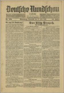 Deutsche Rundschau in Polen. J. 53, 1929, nr 170