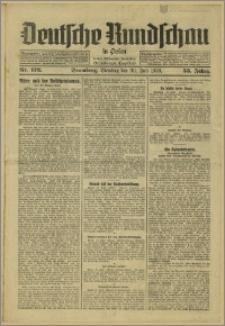 Deutsche Rundschau in Polen. J. 53, 1929, nr 172