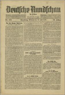 Deutsche Rundschau in Polen. J. 53, 1929, nr 173
