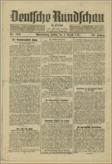 Deutsche Rundschau in Polen. J. 53, 1929, nr 175
