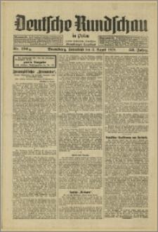 Deutsche Rundschau in Polen. J. 53, 1929, nr 176A