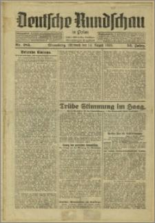 Deutsche Rundschau in Polen. J. 53, 1929, nr 185