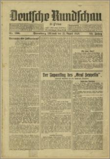 Deutsche Rundschau in Polen. J. 53, 1929, nr 190