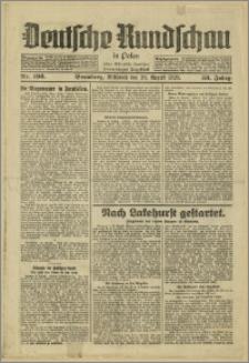 Deutsche Rundschau in Polen. J. 53, 1929, nr 196