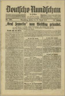 Deutsche Rundschau in Polen. J. 53, 1929, nr 198