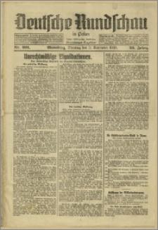 Deutsche Rundschau in Polen. J. 53, 1929, nr 201