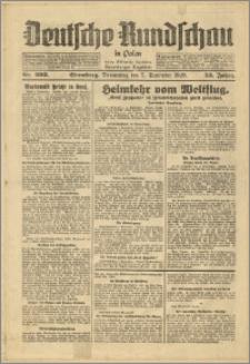 Deutsche Rundschau in Polen. J. 53, 1929, nr 203
