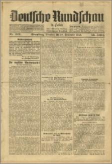 Deutsche Rundschau in Polen. J. 53, 1929, nr 207
