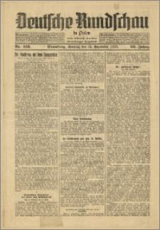 Deutsche Rundschau in Polen. J. 53, 1929, nr 212