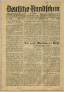 Deutsche Rundschau in Polen. J. 53, 1929, nr 215