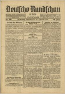 Deutsche Rundschau in Polen. J. 53, 1929, nr 221