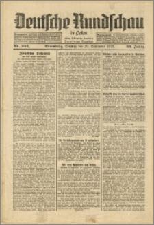Deutsche Rundschau in Polen. J. 53, 1929, nr 224
