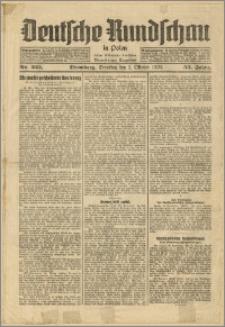 Deutsche Rundschau in Polen. J. 53, 1929, nr 225